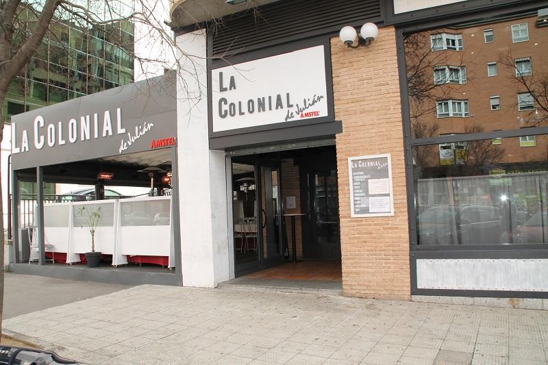 La Colonial de Julian: restaurante tradicional en Toledo