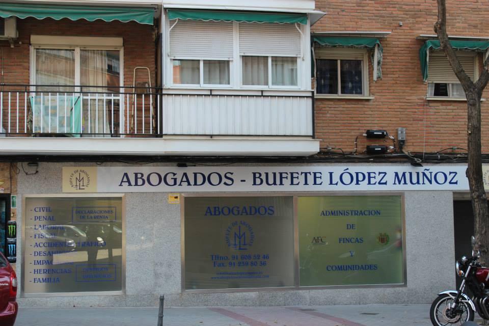 Bufete Lopez Muñoz: Administradores de fincas colegiados en Fuenlabrada