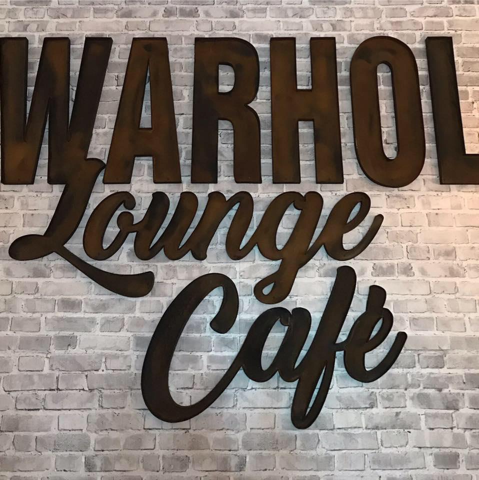 Warhol Lounge Cafe:restaurante estilo pop-art en fuenlabrada