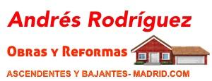 Andrés Rodriguez: Obras y reformas zona sur, ascendentes y bajantes zona sur