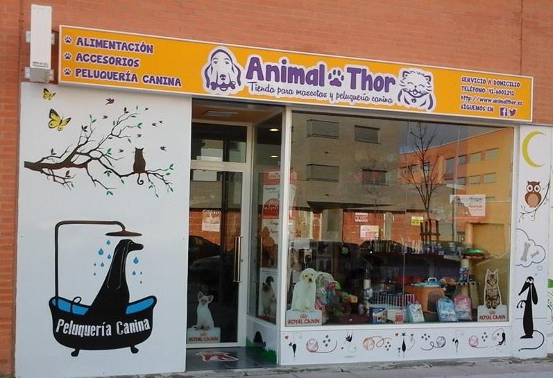 Animal Thor: Todo para tu mascota en Fuenlabrada