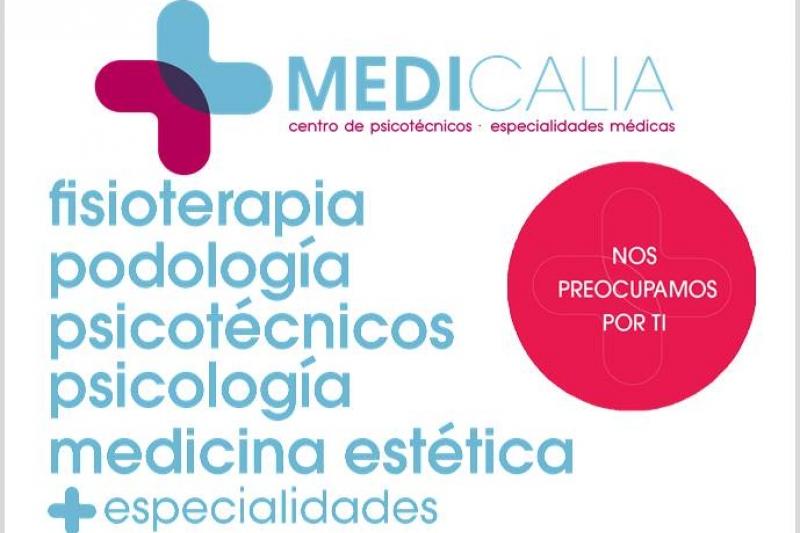 Medicalia:centros medicos en fuenlabrada, especialidades medicas zona sur