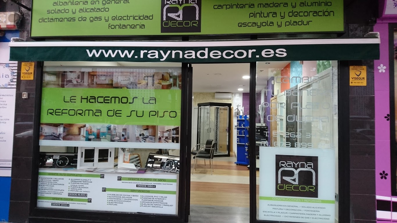 Raynadecor: reformas integrales economicas zona sur, reformas integrales comunidad madrid
