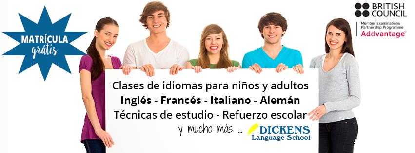 Dickens Language School tu centro de estudios en Fuenlabrada