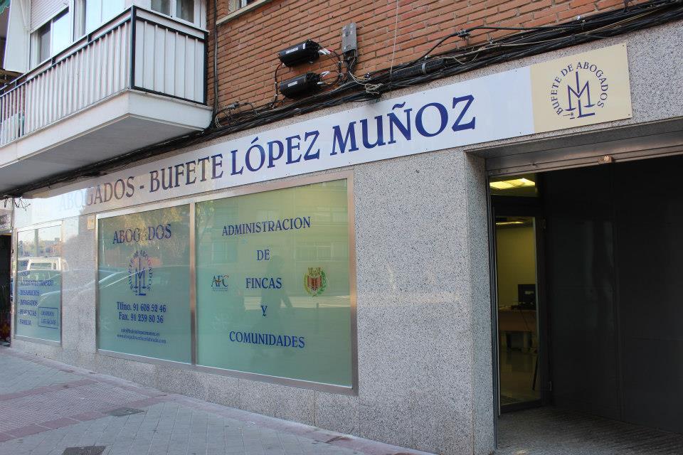 Bufete de Abogados Lopez Muñoz: despacho profesional de abogados fuenlabrada