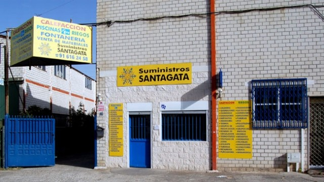 Suministros Santagata: venta on line de suministros piscinas
